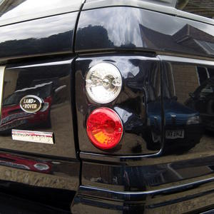 range rover p38 bumper lights